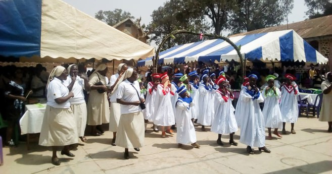 Fifty Years of Service of the Daughters of Charity in Cameroon