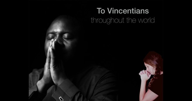 To Vincentians Throughout the World This Lent