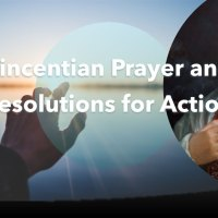Vincentian Prayer and Resolutions for Action