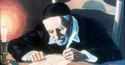 St. Vincent Responds to a Bishop During a Plague