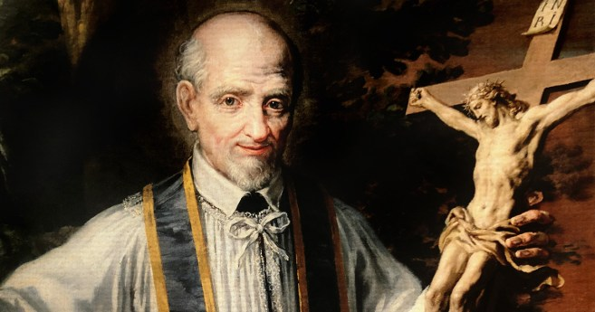 Prayer According to Saint Vincent de Paul – Part IV (end)
