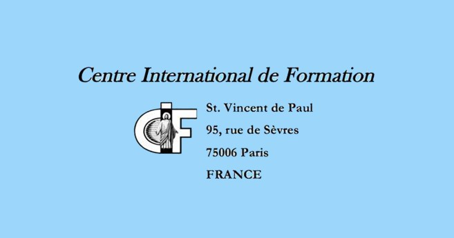 Fifth Formation Session for the Vincentian Family (Paris) has been Cancelled