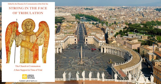 Vatican Releases Free Online Prayer Book Amid Pandemic