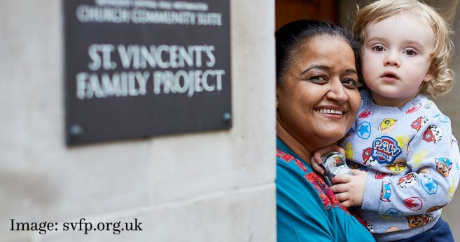 London Charity Makes Drastic Adaptations to Support Vulnerable Families