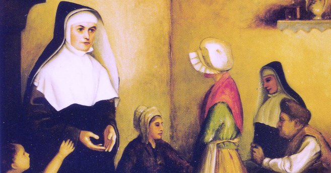 Feast Day: St. Joan Antida Thouret – May 23
