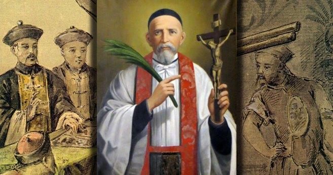July 9: Feast of St. Francis Regis Clet, C.M.
