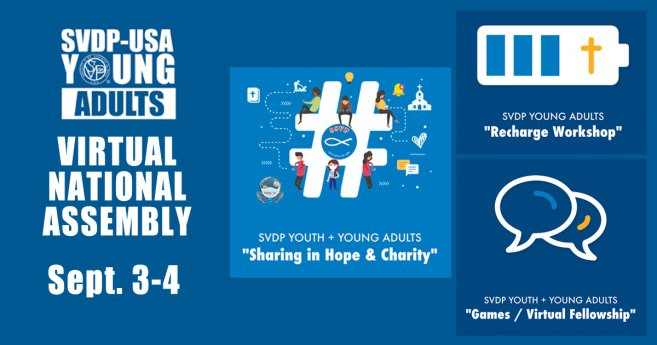 SVDP 2020 National Assembly – Young Adult Track