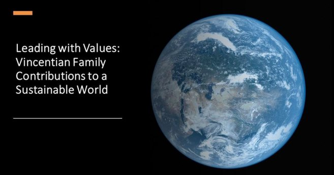Vincentian Family Conference: October 9 & 10, 2020
