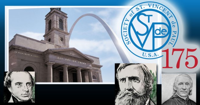 175th Anniversary of the Society of St. Vincent de Paul in the U.S.