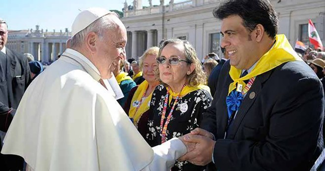 Pope Francis appoints the President General of the Society of Saint Vincent de Paul to join a Dicastery for Promoting Integral Human Development