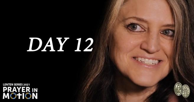 Lenten Video Series: Day12, Surrender Yourself