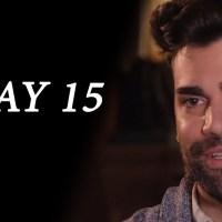 Lenten Video Series: Day15, Prayer Partner