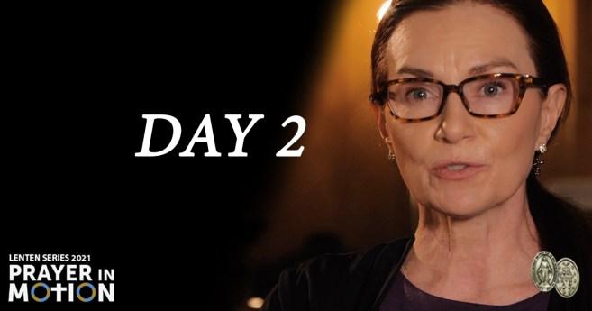 Lenten Video Series: Day2, Prayer is a Pilgrimage