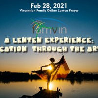Lenten Prayer Celebration for the Vincentian Family, February 28, 2021