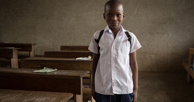 Education: a Door to Hope