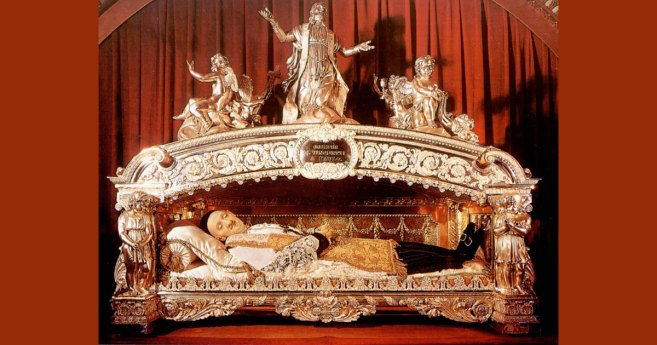 April 25: Feast of the Translation of the Relics of St. Vincent