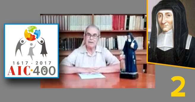 AIC Training Video Series for Feast of Saint Louise, Part 2