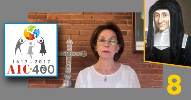 AIC Training Video Series for Feast of Saint Louise, Part 8