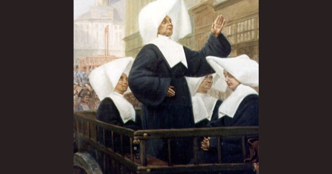 Daughters of Charity, Blessed Martyrs of Arras