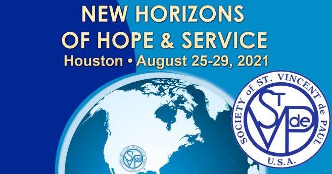 2021 SVDP USA National Assembly in Houston