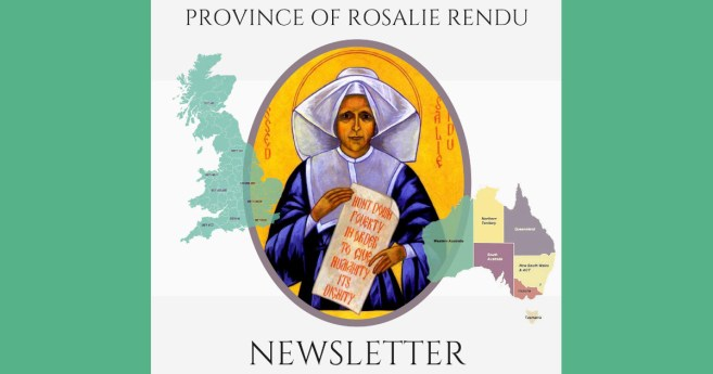 Quarterly Newsletter from the Daughters of Charity in the Province of Rosalie Rendu