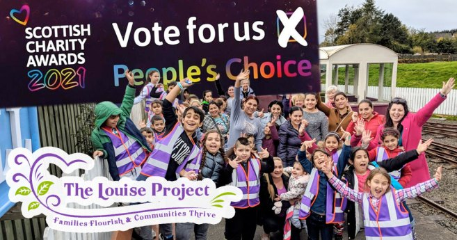 The Louise Project Has Been Shortlisted for Two National Awards!