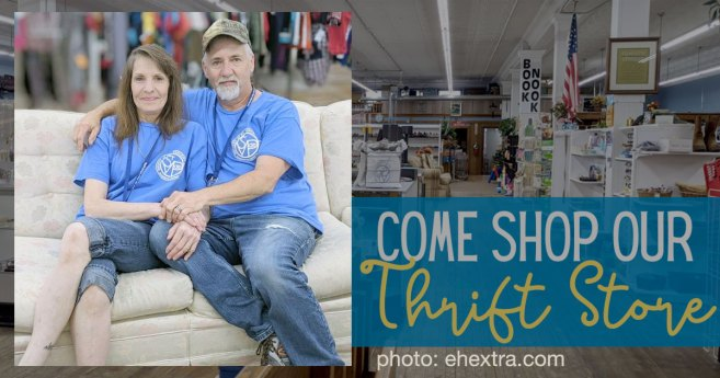 Employees to Wed Inside St. Vincent de Paul Thrift Store