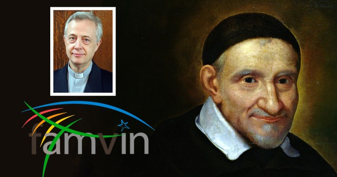Letter from Fr. Tomaž Mavrič, CM, on the Occasion of the Feast of St. Vincent de Paul 2021