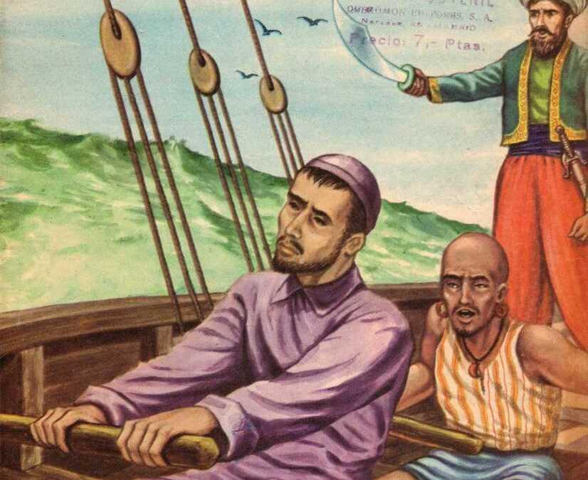 Vidas ejemplares: San Vicente de Paúl (cómic)