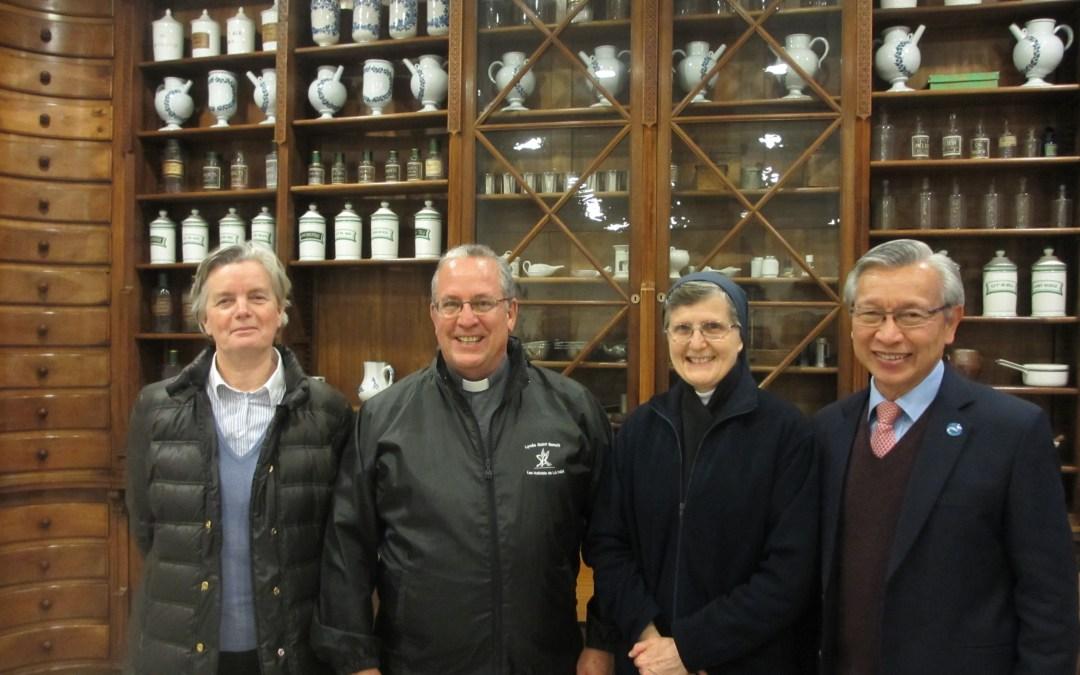 Reunión del Comité Ejecutivo de Familia Vicenciana