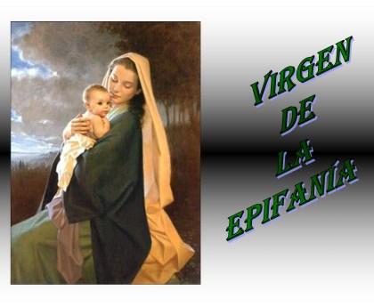 Power Point  «Virgen de la Epifanía»