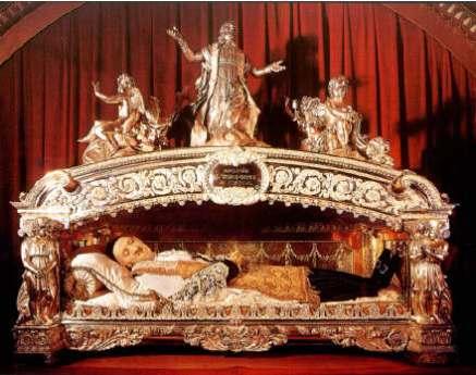[MEMORIA, 26 de Abril] La traslación de las reliquias de San Vicente