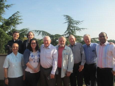 Reunión de la Comisión para el Cambio Sistémico