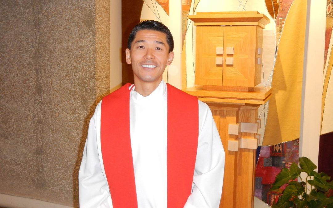 Conoce a Toshio Sato, primer sacerdote paúl Japonés
