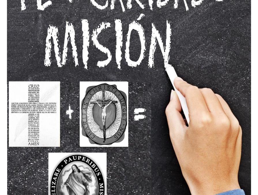 Oración vocacional vicenciana. Octubre de 2013