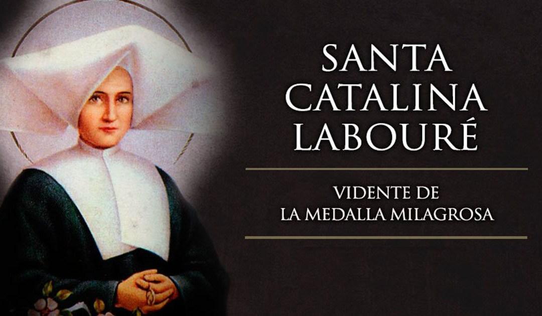 Santa Catalina Labouré: la santa del silencio y de la confianza