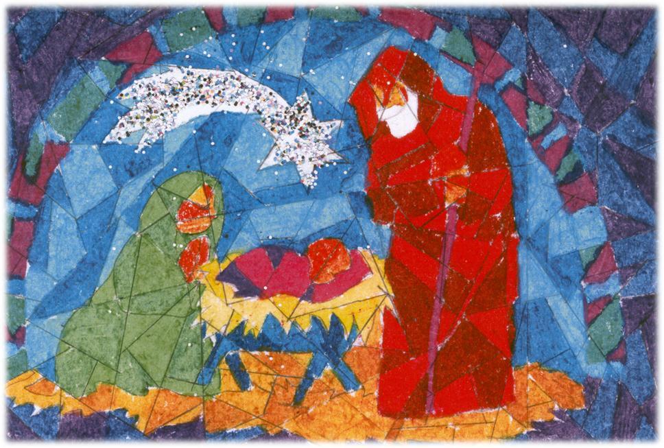 Tres villancicos vicencianos para Navidad