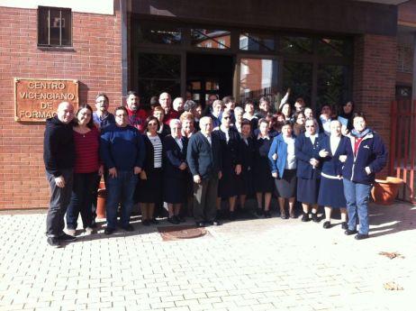II encuentro de animación y formación misionera (Ávila, España)