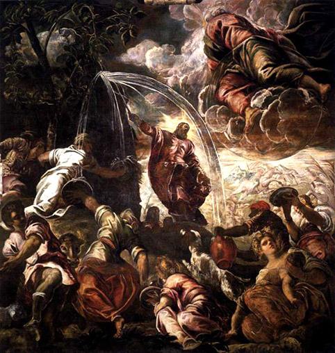 Reflexiones Vicentinas al Evangelio: tercer domingo de Cuaresma