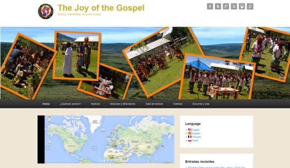 Nuevo sitio web vicenciano para las Misiones Internacionales