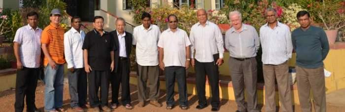 Conferencia de los Visitadores de Asia-Pacifico, Encuentro 2015
