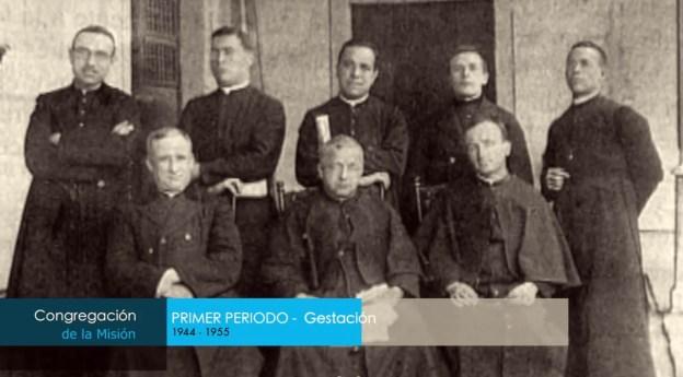 Historia de la provincia peruana de la Congregación de la Misión [Video]