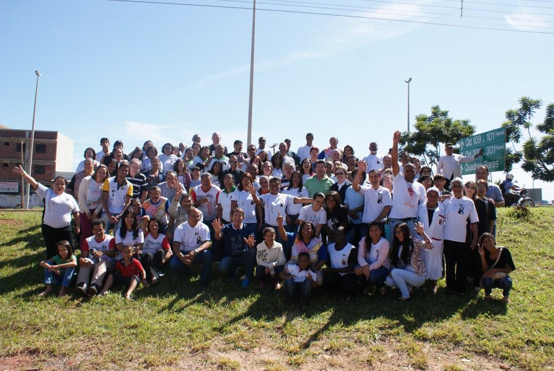 La colaboración de la Familia Vicenciana en Brasil