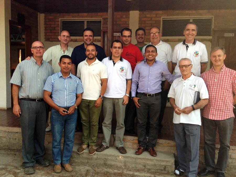 Misioneros Paúles en Honduras realizan los Ejercicios Espirituales juntos