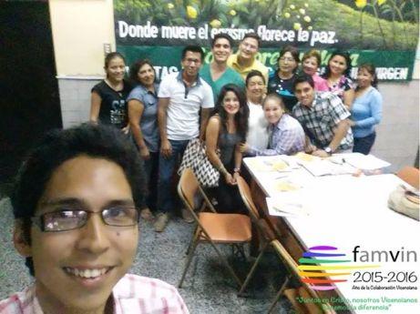 Al comienzo del año de la Colaboración Vicenciana, la Familia se reúne también en Lambayeque (Perú)