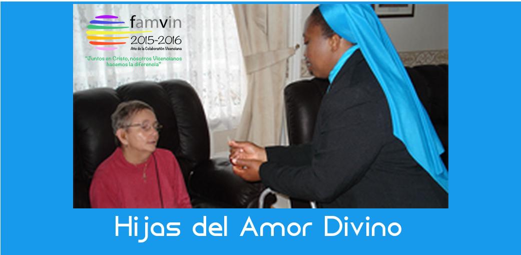 Conectarse y Aprender: Hijas del Amor Divino
