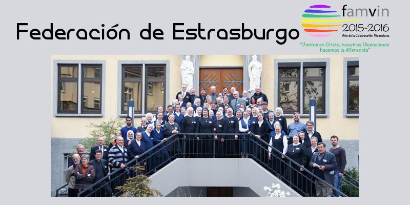 Federación de Hermanas de la Caridad de Estrasburgo