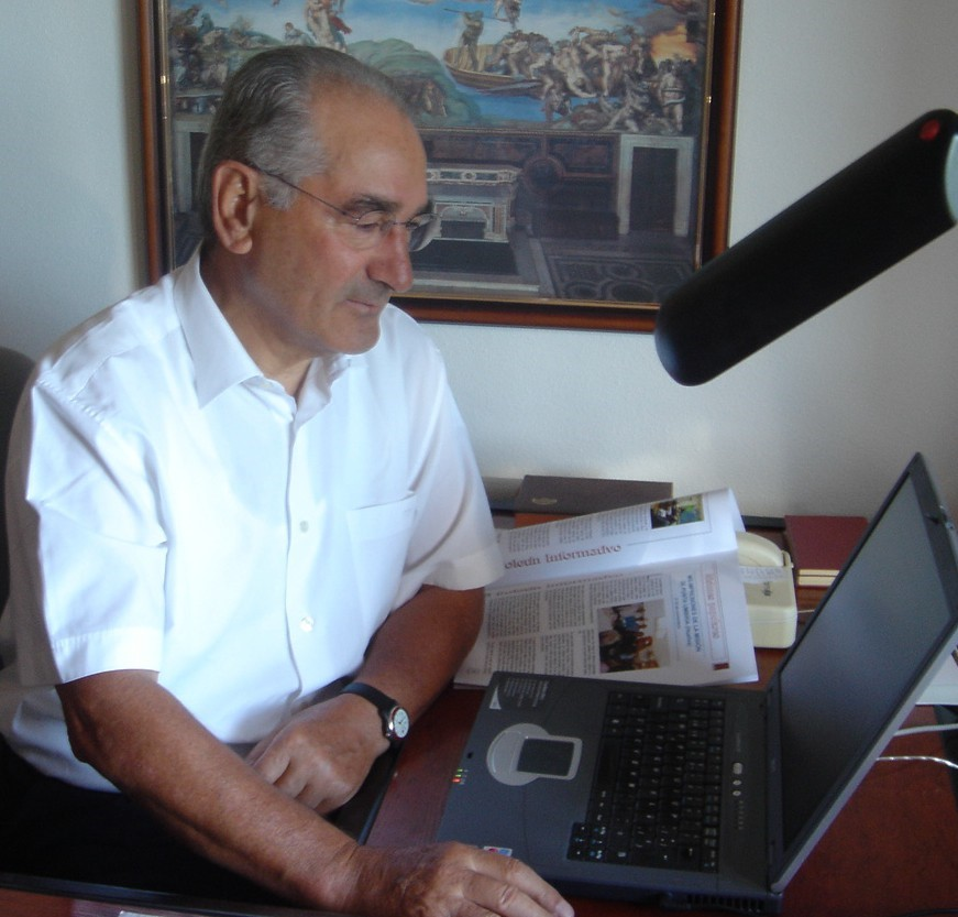 El año de la colaboración vicenciana para… Félix Álvarez, C.M.