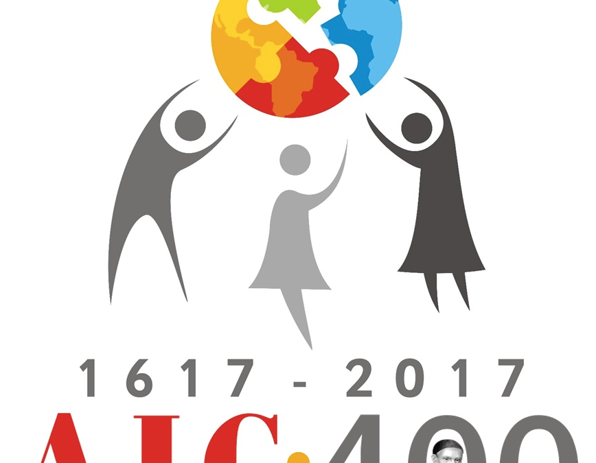 Presentación del logotipo para el 400º aniversario de AIC, y del nuevo asesor espiritual internacional