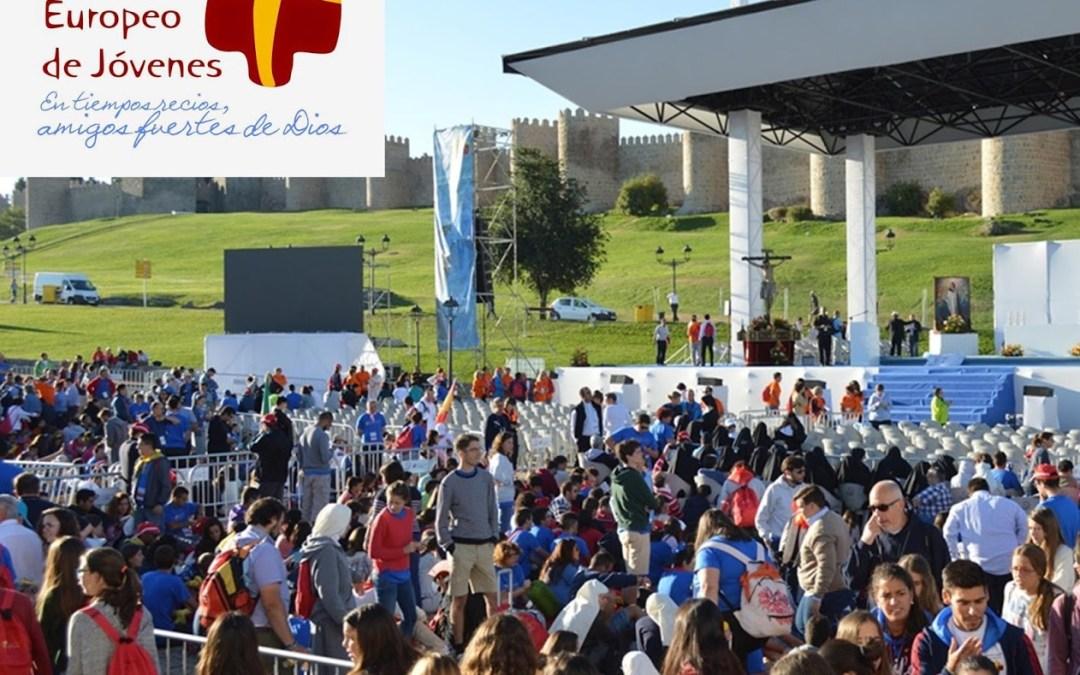 Crónica del Encuentro Europeo de Jóvenes 2015 en Ávila